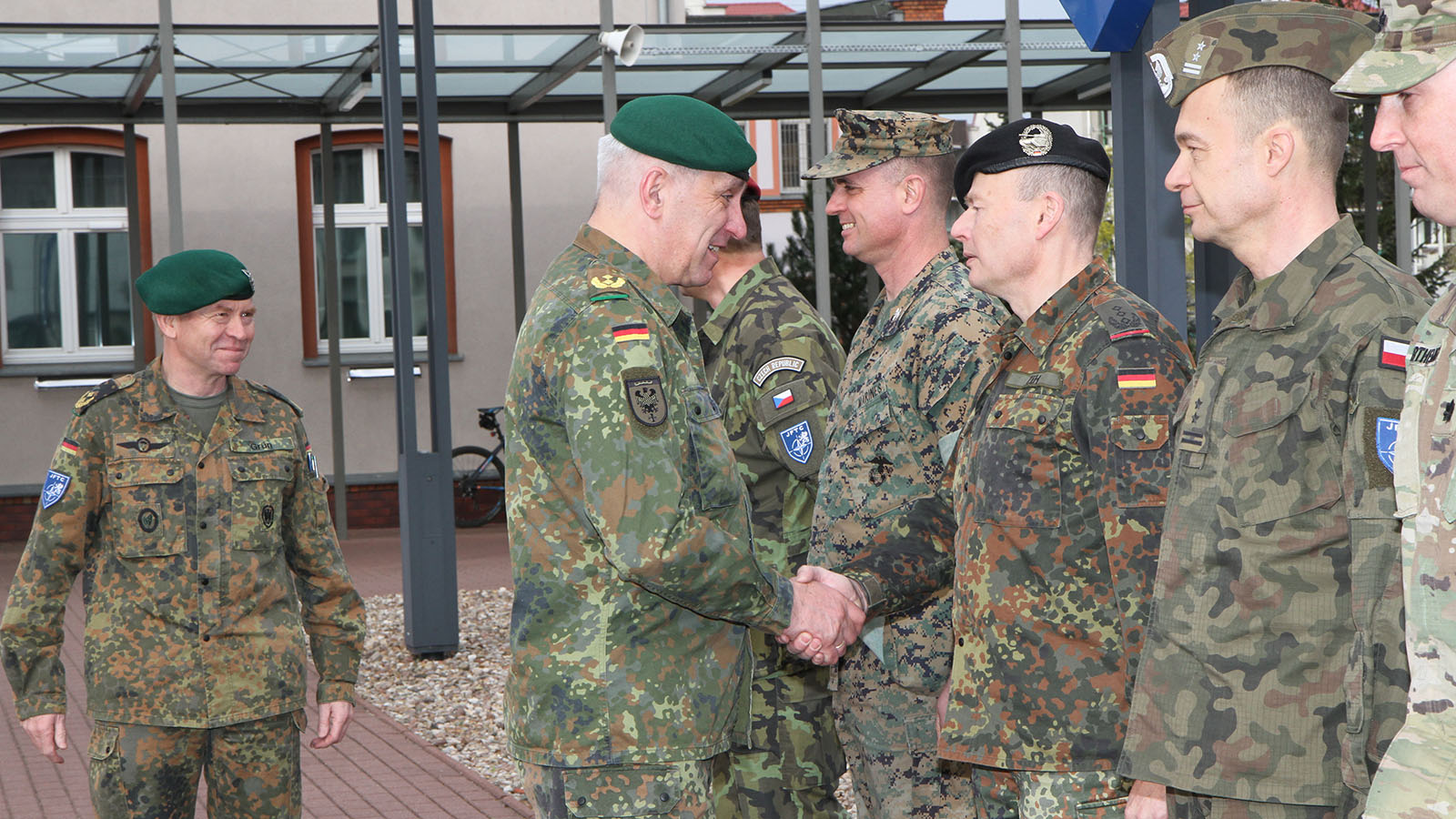 Heading for Afghanistan. JFTC Opens Another Resolute Support Training