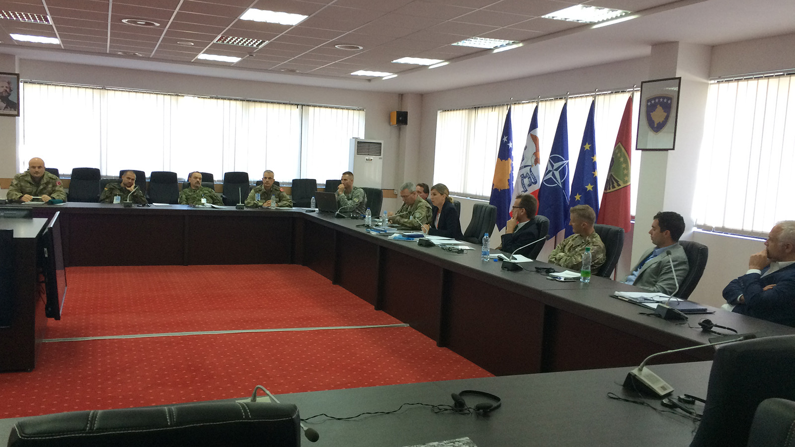 JFTC Provides Advisory Training in Kosovo