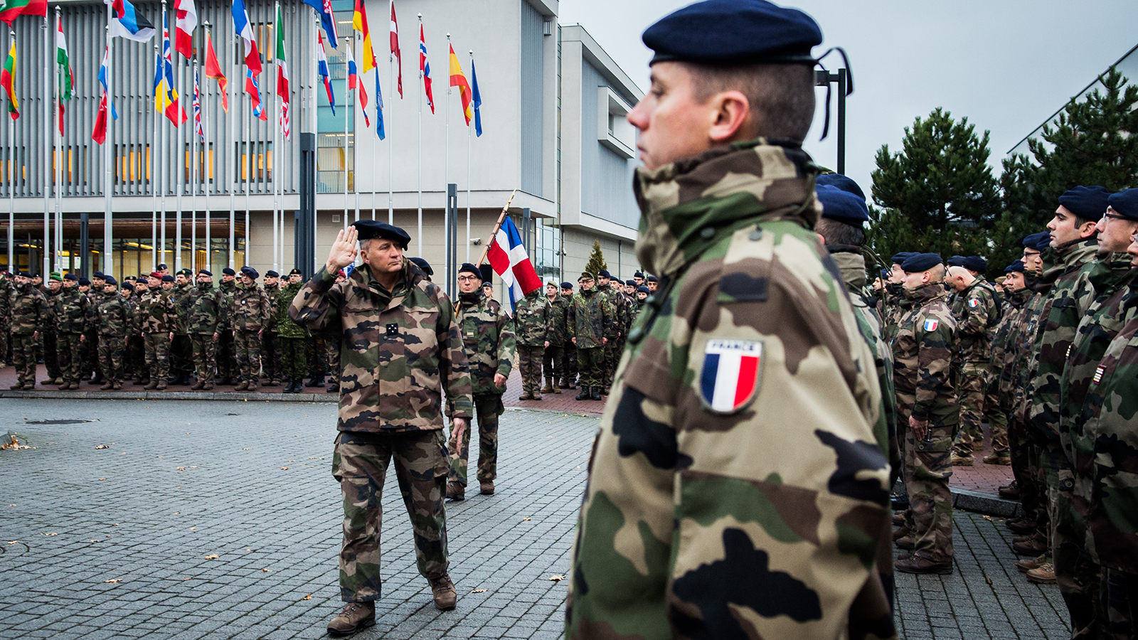 Rapid Reaction Corps-France Back in Bydgoszcz to Maintain Readiness