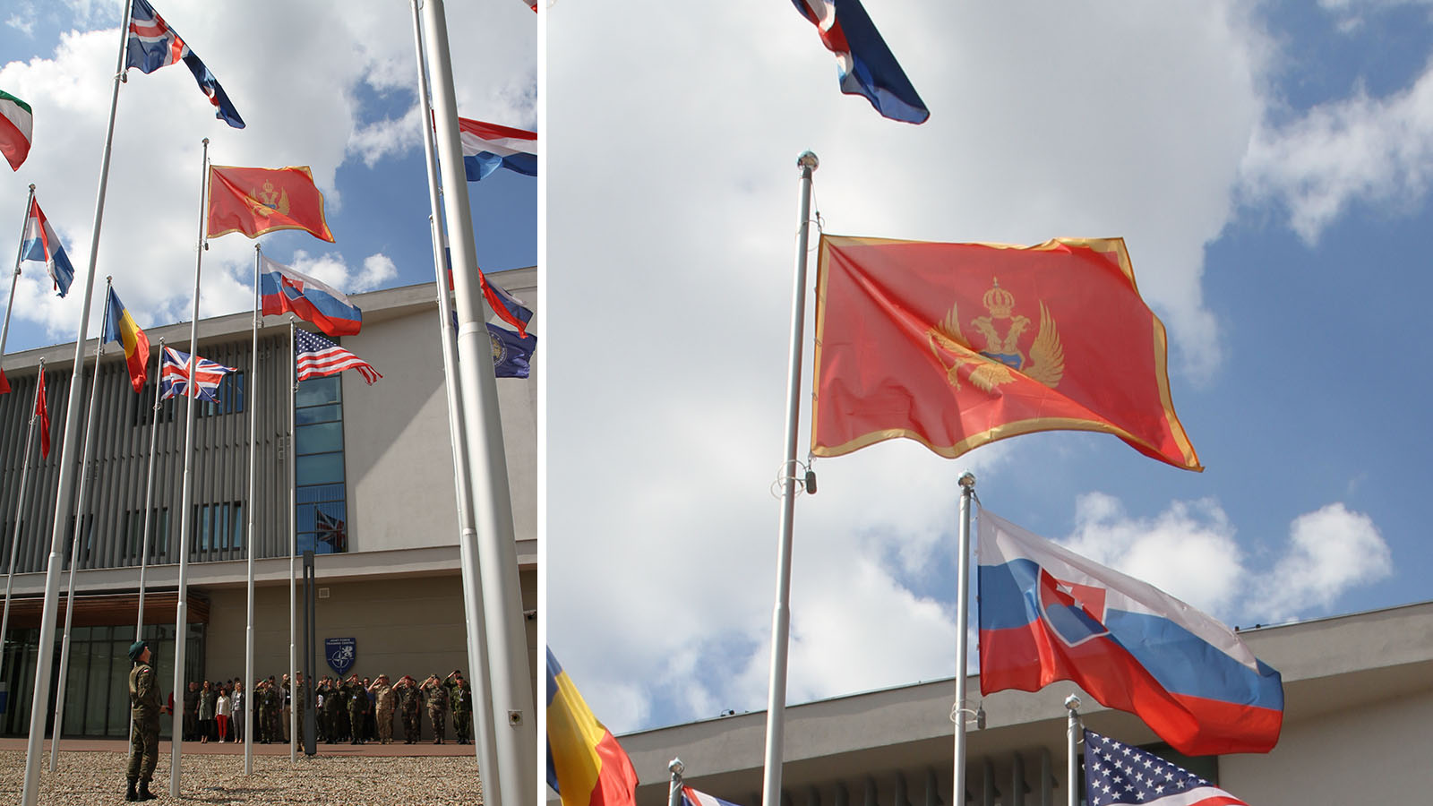 JFTC Welcomes Montenegro in NATO