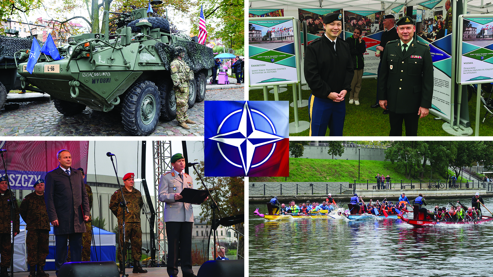 This Was a Day to Remember! The First NATO Day in Bydgoszcz