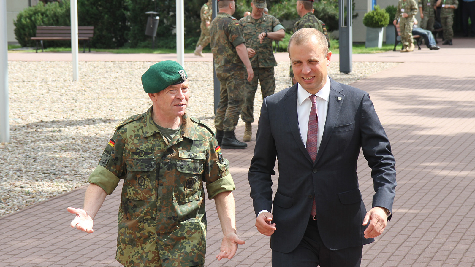 Deputy Minister – Undersecretary of State in the Polish Ministry of Defence Explores JFTC