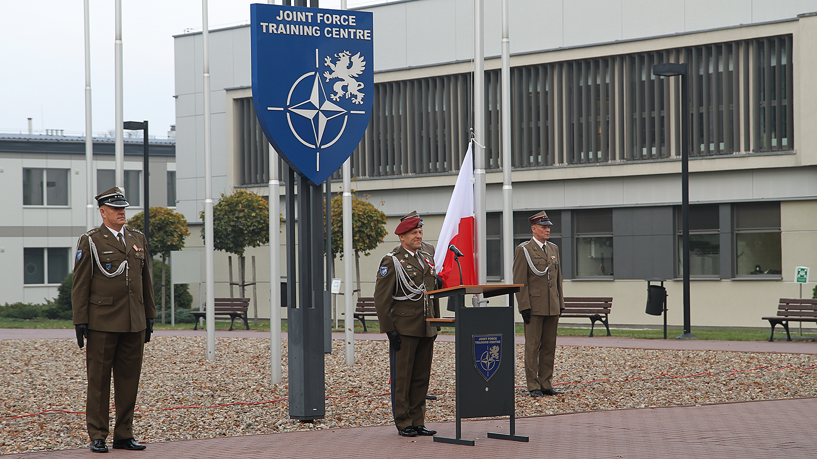 JFTC celebrates Polish Independence Day